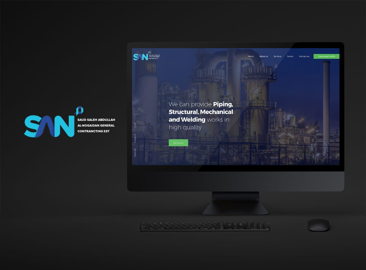 SAN Arabia - Web Design and Digital Marketing by The Inventiv Hub