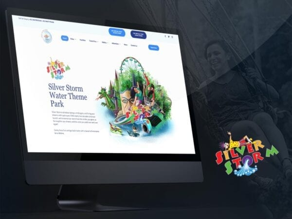 Silver Storm – Water Theme Park