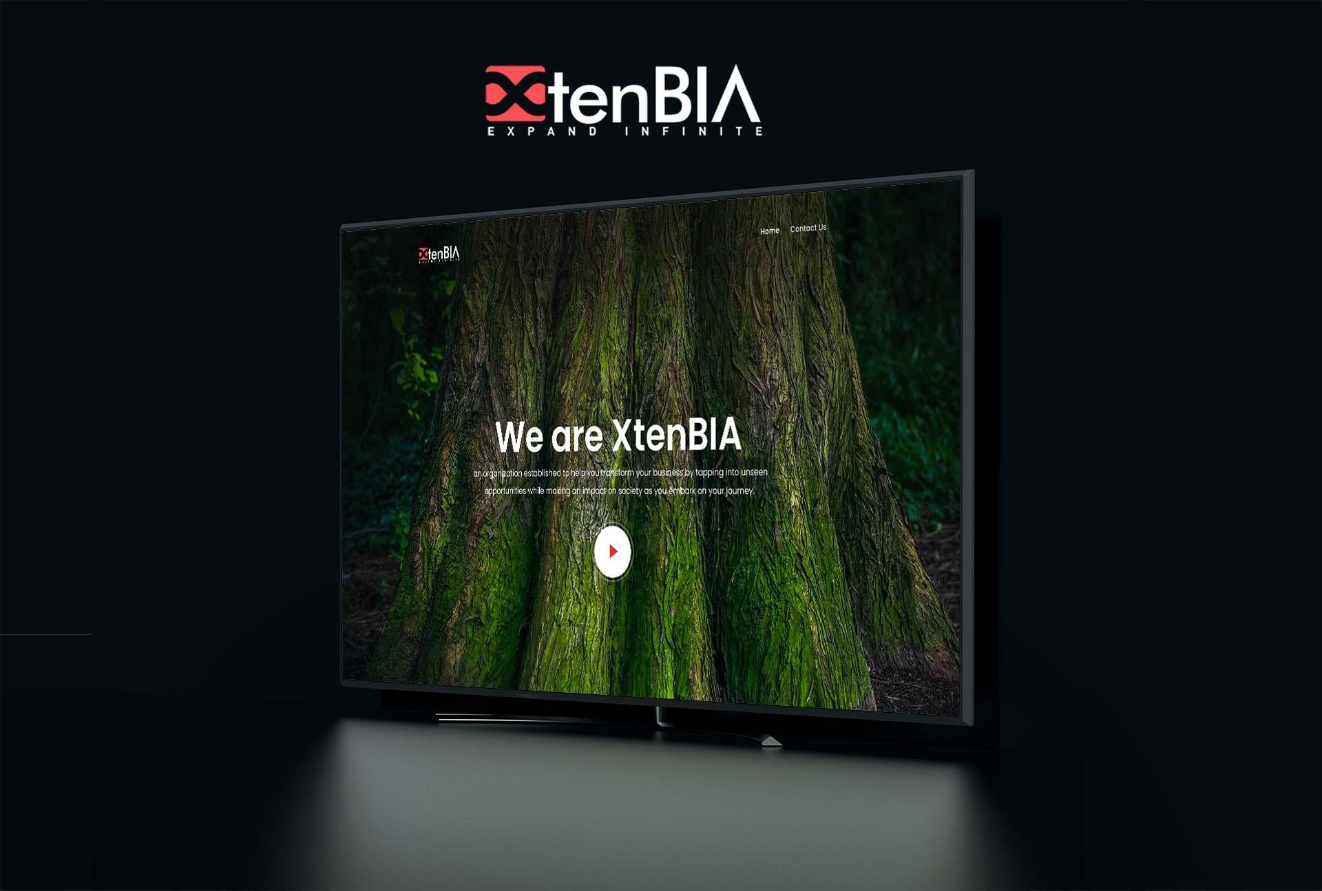 Xtenbia - Web Developed by The Inventiv Hub